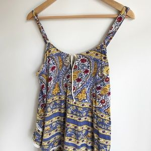 Lucky Brand Tops - Floral tank top